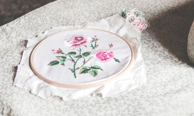 Tips for Learning How to Embroider