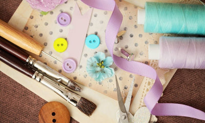 Ways to Organize Your Craft Supplies
