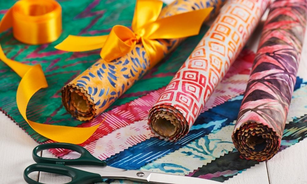 What Could You Possibly Make With Batiks?