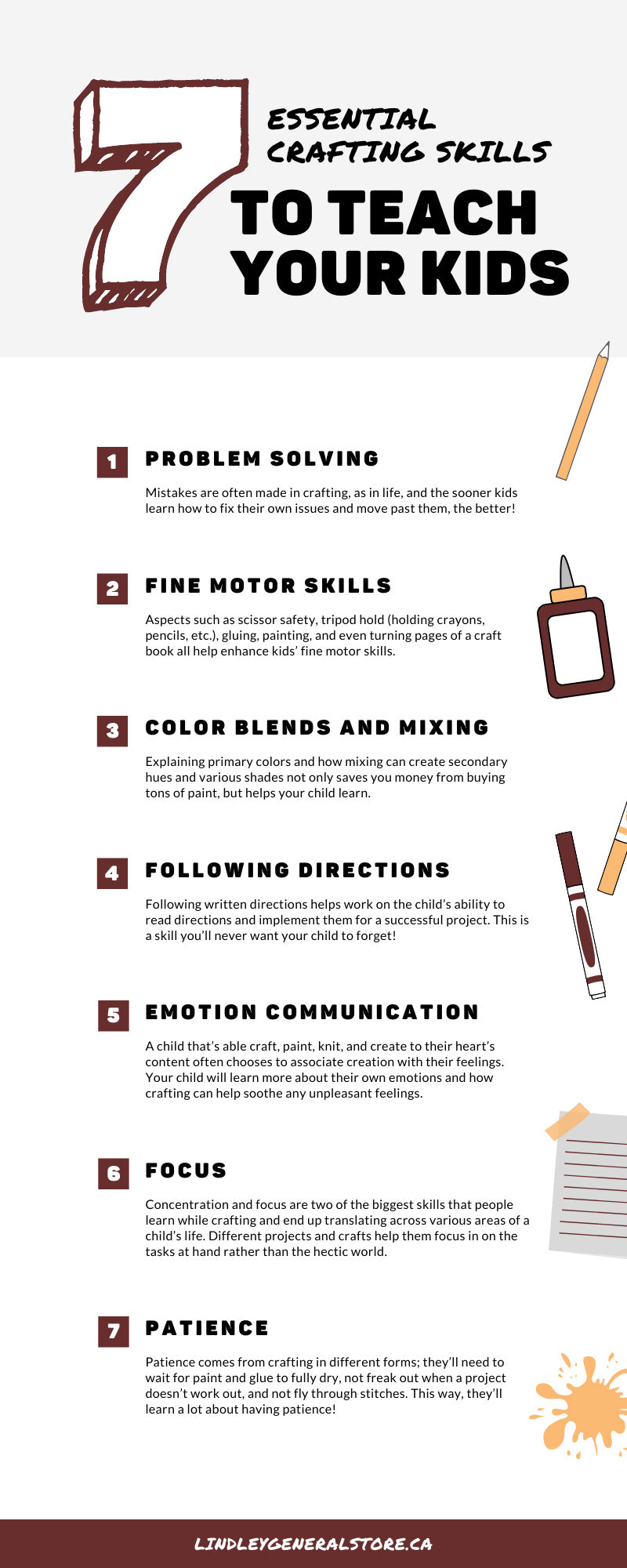 Skills to Teach Your Kids