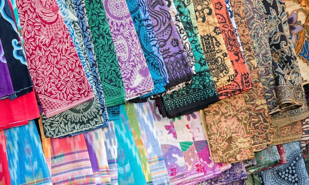 Helpful Tips for Sewing With Batik Fabric