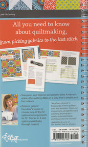 Make Your First Quilt with Alex Anderson