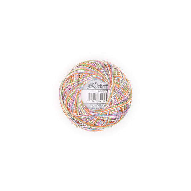Lizbeth Cordonnet Cotton Thread Carousel 112
