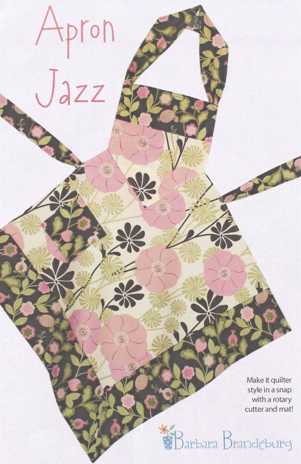 Apron Jazz Sewing Pattern