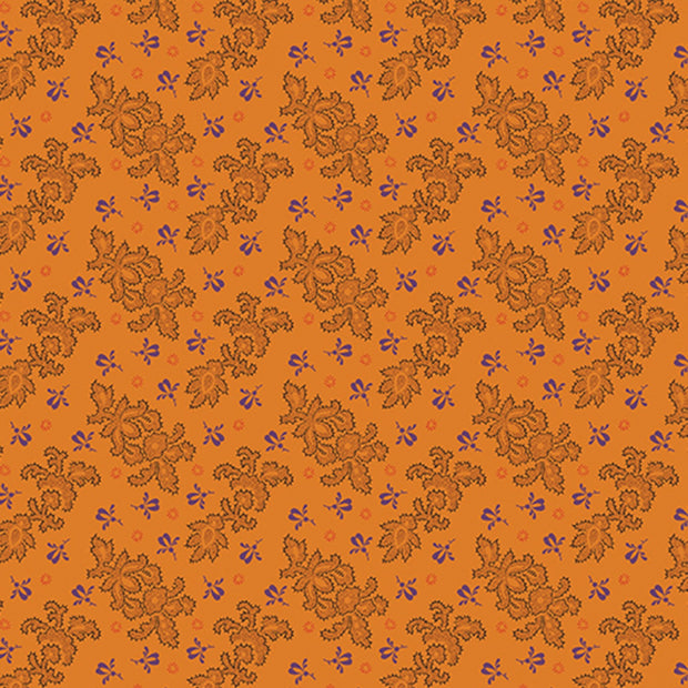 Homestead Colonial Orange Lace