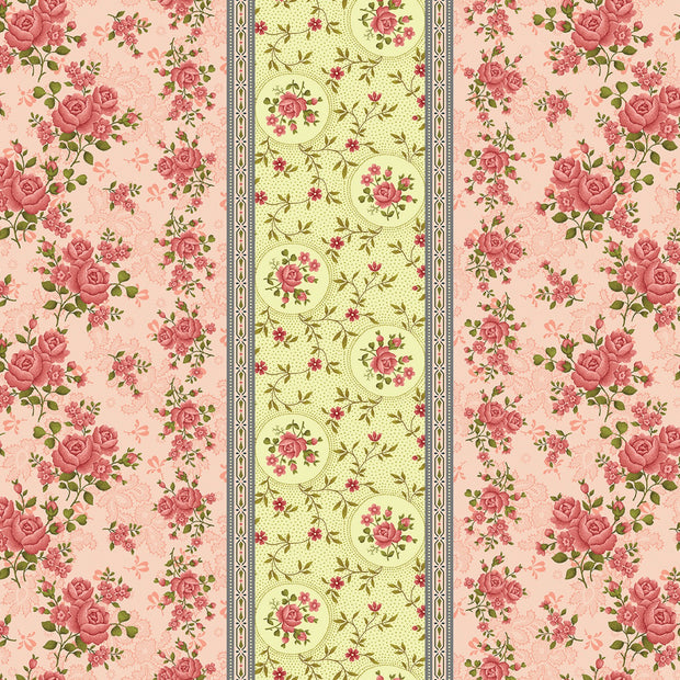 Homestead Colonial Rose Border