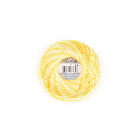 Lizbeth Cotton Thread Pineapple Parfait 170