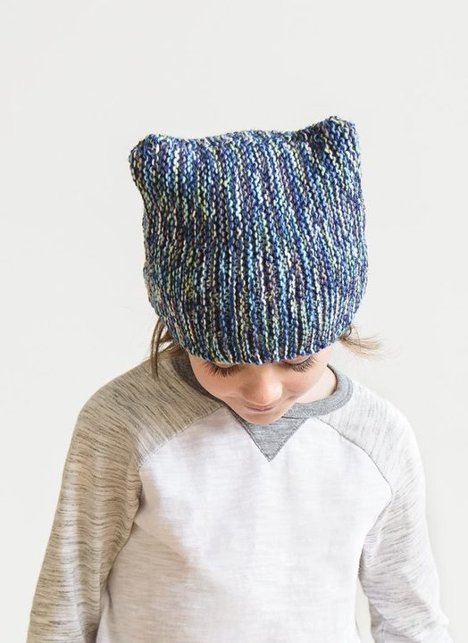 Best Buddies Hat Knitting Pattern