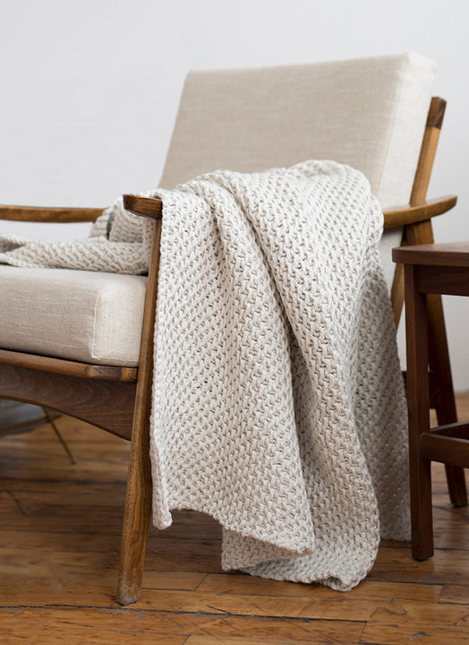 LaGrand Throw Knitting Pattern