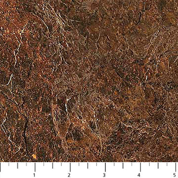 Naturescapes Brown Granite Fabric