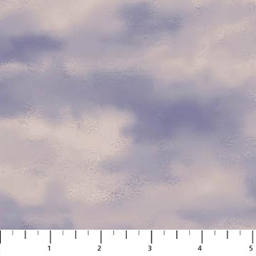 Naturescapes Cloudy Skies Fabric