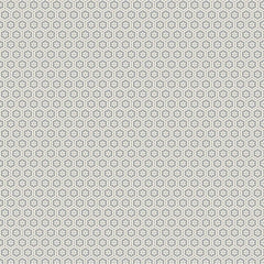 Willowberry Hexagons Grey