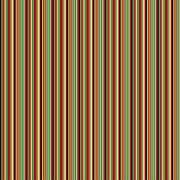 Northcott Quilting Cotton Fabric Material Farm To Table Stripes Green Red Orange White Black Yellow
