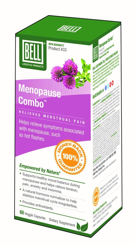 Bell Lifestyle Products Women's Health Menopause Combo #33