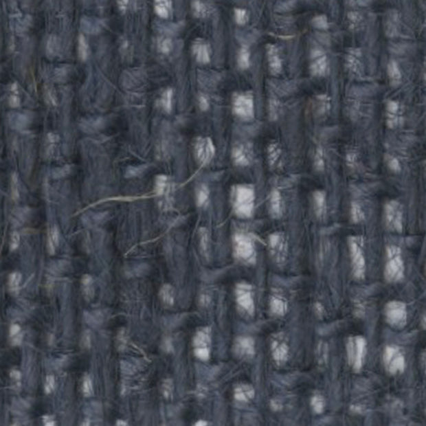 Navy 100% Jute Burlap Fabric