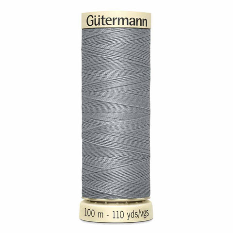 Sew-all Thread 100m Slate