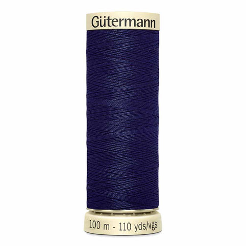 Navy Blue Sew-all Thread 100m