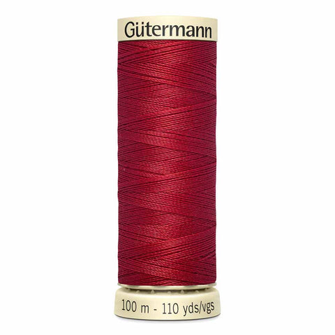 Chili Red Sew-all Thread 100m