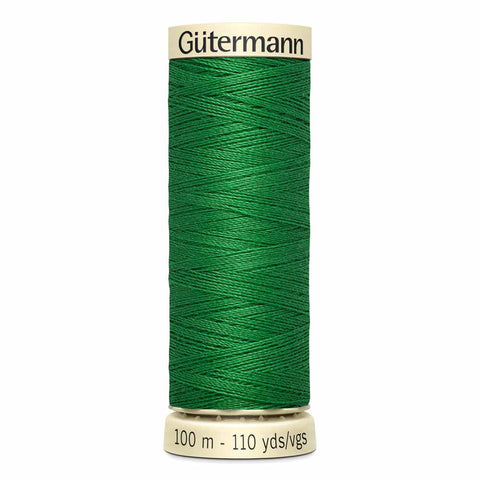 Kelly Green Sew-all Thread 100m