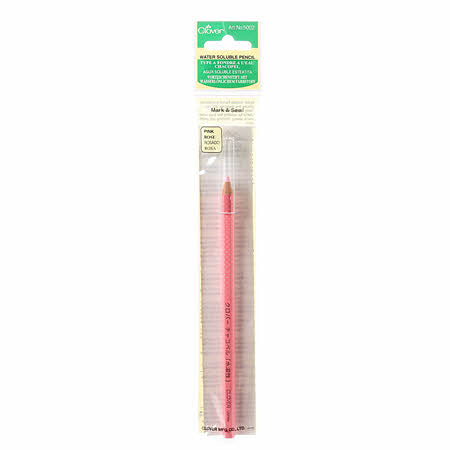 Water Soluble Pencil - Pink