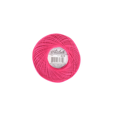 Lizbeth Cotton Thread Plum 625