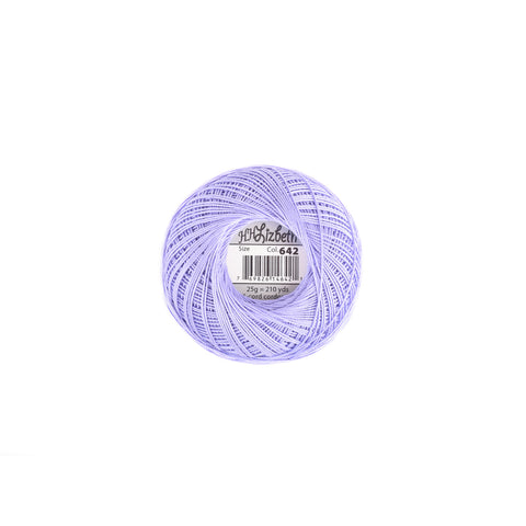 Lizbeth Cotton Thread Lilac Med 642