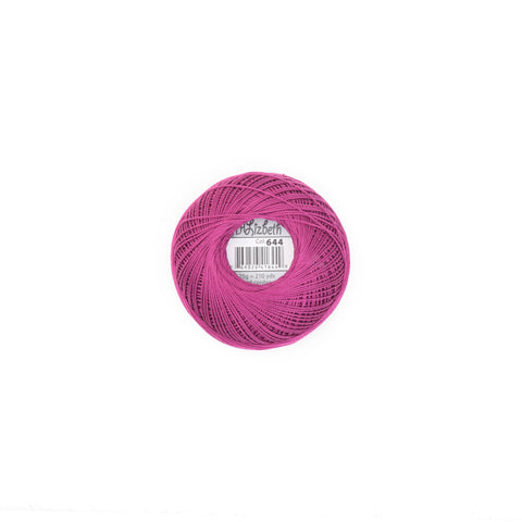 Lizbeth Cotton Thread Boysenberry Dk 644