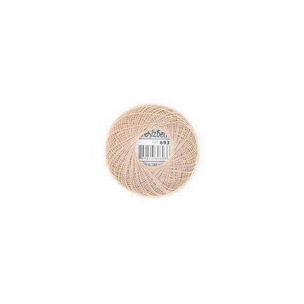 Lizbeth 100% Egyptian Cotton cordonnet thread Linen Medium