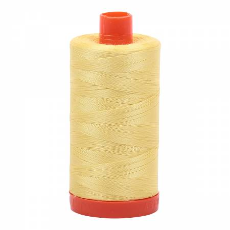 Quilt Thread Lemon