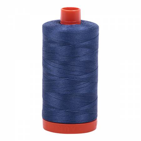 50wt Quilt Thread Steel Blue