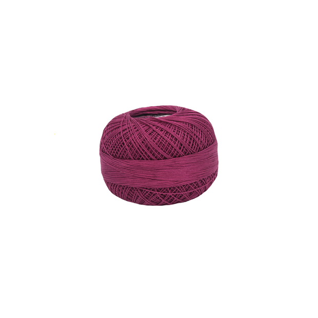 Lizbeth Size 80 Cotton Thread 701 English Rose Dk