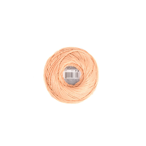 Lizbeth Cotton Thread Maple Butter 715