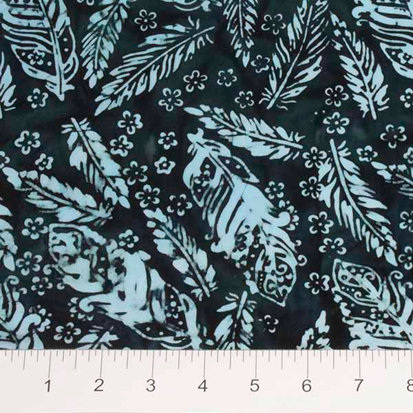 Feathers Mandarin Teal