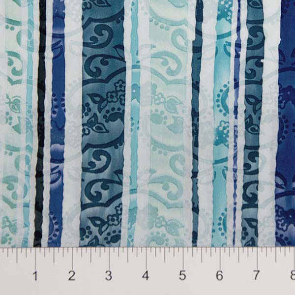 Darling Lace Blue Stripes