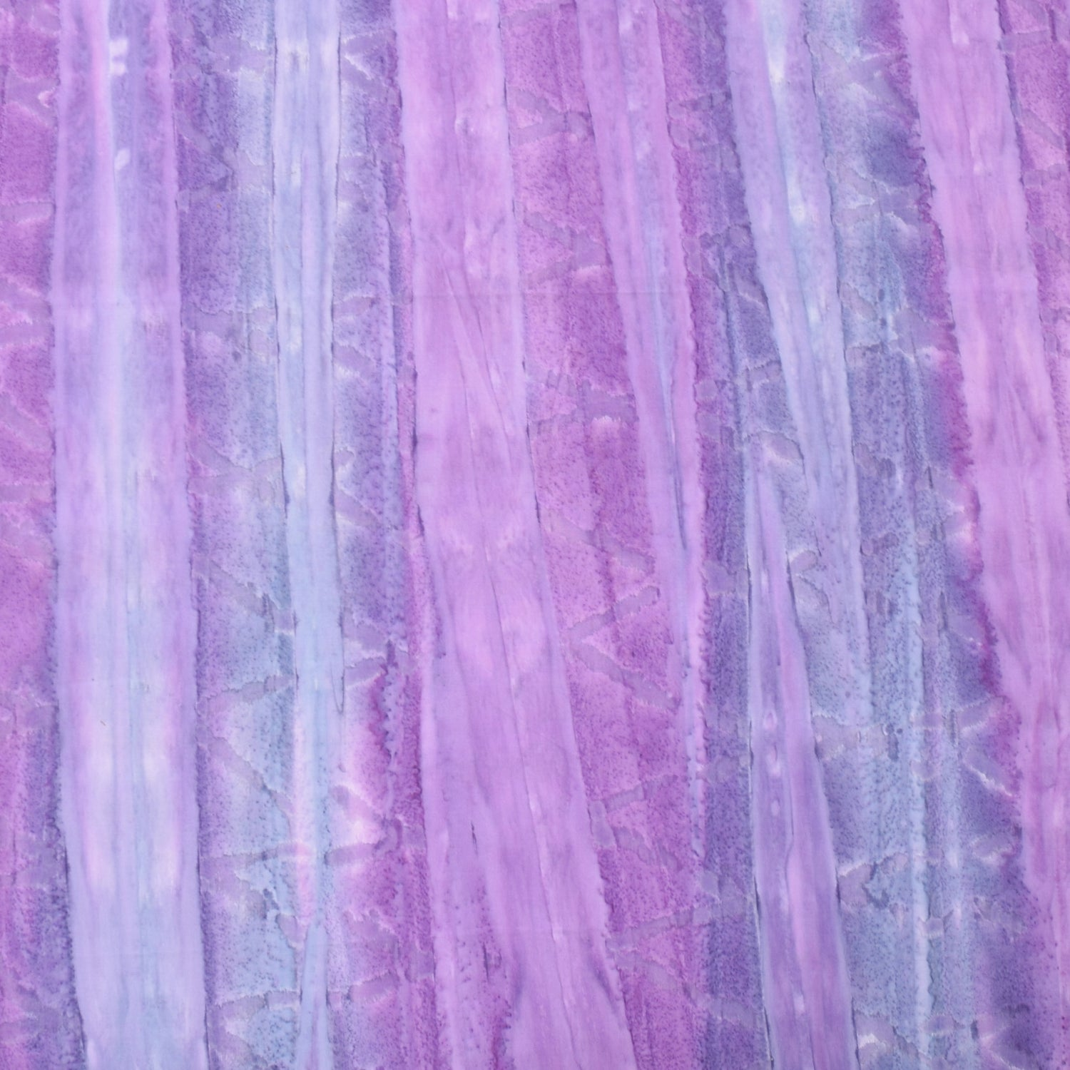 Brush Strokes Batik Basics Purple
