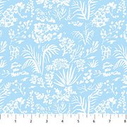 Promenade Fancy Foliage Lt Blue