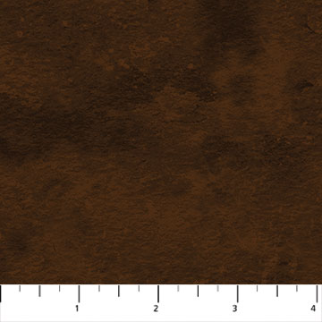 Swatch of Toscana Tonal Brown Fabric