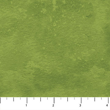 Swatch of Toscana Tonal Moss Green Fabric
