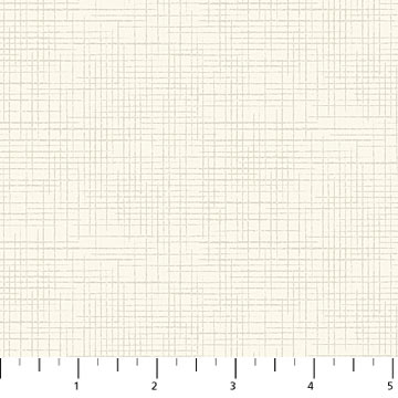 Dublin Basics Grunge Quilt Fabric Cotton Modern Collection Deborah Edwards Northcott Neutral Cream