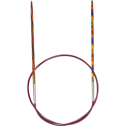 "16"" Fixed Circular Knitting Needles"