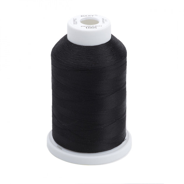 1370m 40wt Rayon Thread 1005 Black