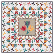 Mountain Home Quilt Pattern