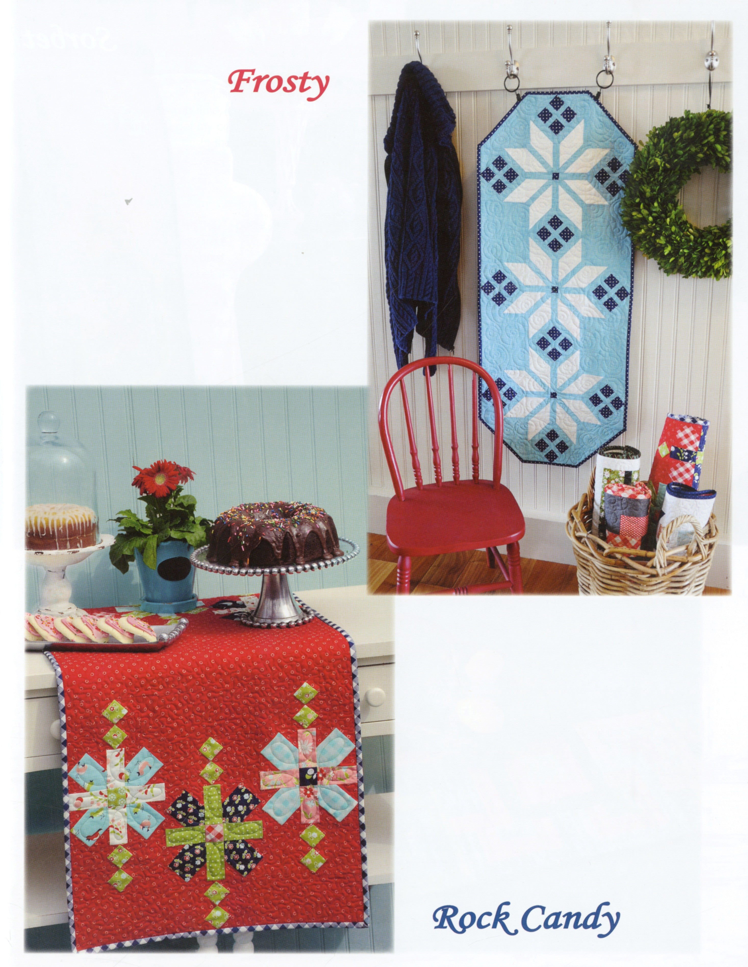 Trendy Table Quilting Book