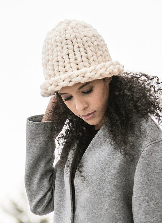 Odin Jumbo Hat Knitting Pattern
