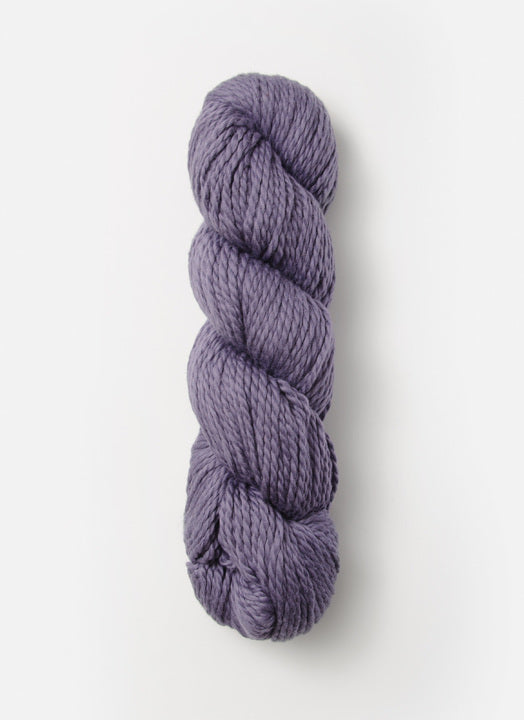 Blue Sky Fibers Organic Cotton Worsted Weight Thistle Mauve