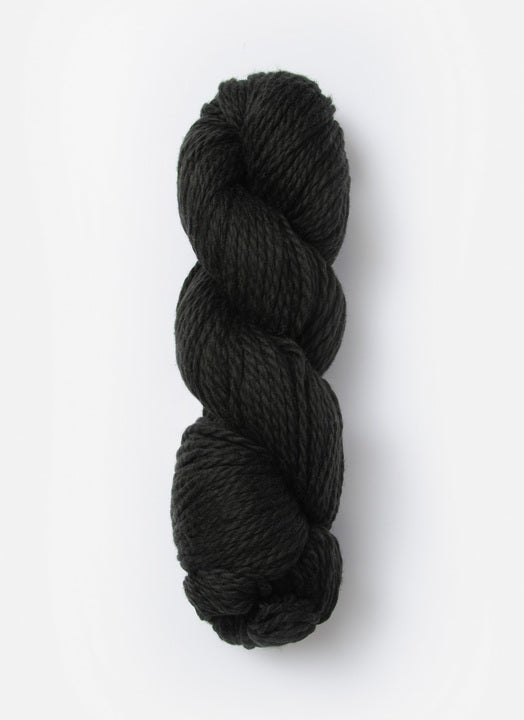Blue Sky Fibers Organic Cotton Worsted Weight Yarn Ink Black