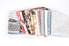 Letterpress Fat Quarter Bundle