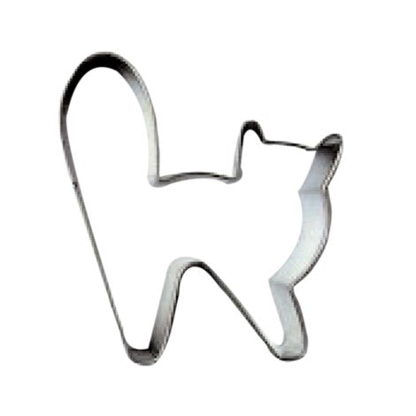 Tin Cookie Cutter Cat 5cm 2inches Baking