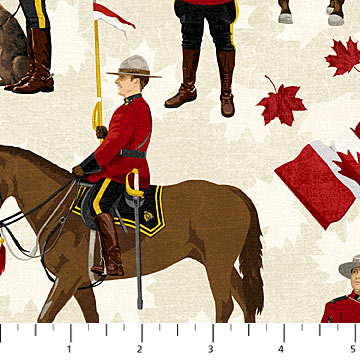 Canadian Classics Mounties Cream