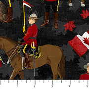Canadian Classics Mounties Black
